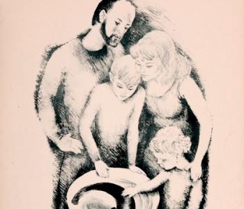 Выставка «Семейные ценности»