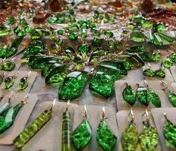 Ювелирно-минералогическая выставка-ярмарка «Блеск самоцветов»