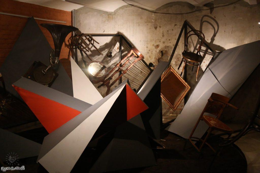 Авторская экскурсия по выставке «Взрыв»